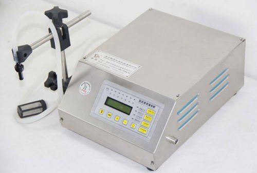TOPCHANCES 110V Digital Control Pump Drink Water Liquid Filling Machine W/Pedal 5~3500ml by TOPCHANCES (Image #1)