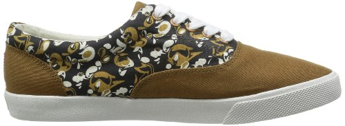 Benna Uomo Mens Canvas Lace-up 10