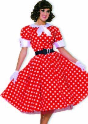 Kostüm 50er Jahre Hausfrau Amazonde Bekleidung