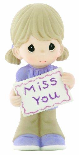 Precious Moments Miss You Girl Figurine