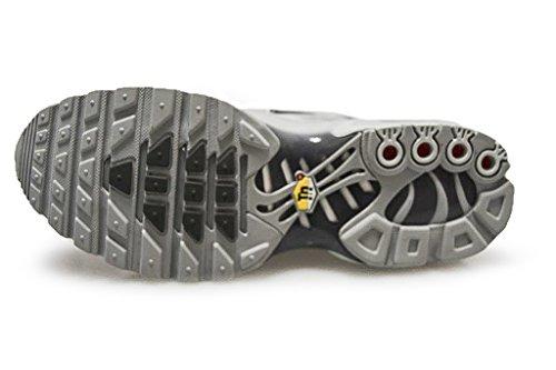 tennis Uomo corsa Scarpe da Nike 852630 Max Grigio Plus Grigio Scuro Lupo 006 Air Scarpe da qwnfIvY