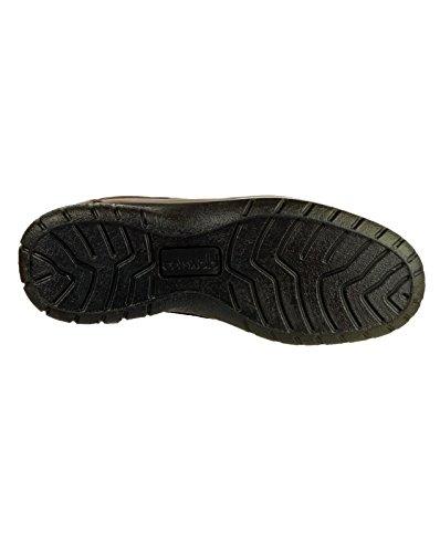 Ruscombe pelle Scarpe impermeabili Cotswold marrone da donna in aqndRO