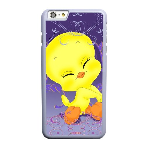 Coque,Coque iphone 6 6S 4.7 pouce Case Coque, Baby Tweety Bird Cover For Coque iphone 6 6S 4.7 pouce Cell Phone Case Cover blanc