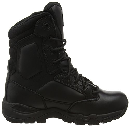 de Black Leather Noir 5 UK Travail Viper 0 021 EU Magnum 8 Mixte Pro Adulte 38 Bottes Waterproof x0ITR7