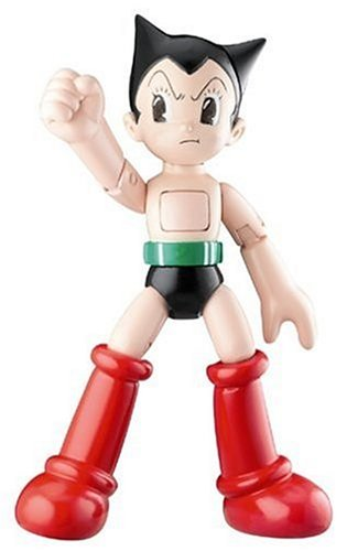 "Astro Boy 5"" Abilities Figure: Searchlight-Eye Glow"