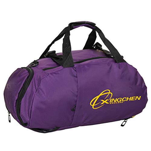 Waterproof Backpack Gym Separate Space Travel Bag Sport 4 Bags color ZRUwRx7