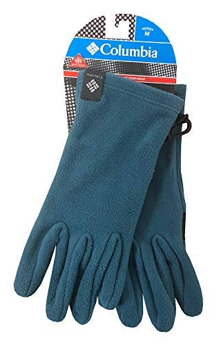 Columbia Women Agent Heat II Omni-Heat Thermal Reflective Fleece Gloves (M, Mystery)