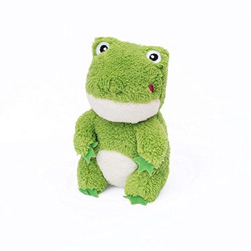 ZippyPaws ZP874 Cheeky Chumz Frog Squeak Toy ()