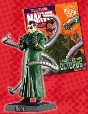 Read Online Classic Marvel Figurine #3 Doctor Octopus ebook