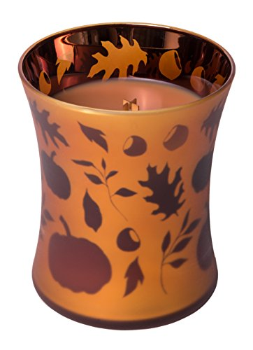 Orange Cream Highly Scented Candle - 4