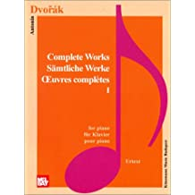 Dvorak: Complete Piano Works I