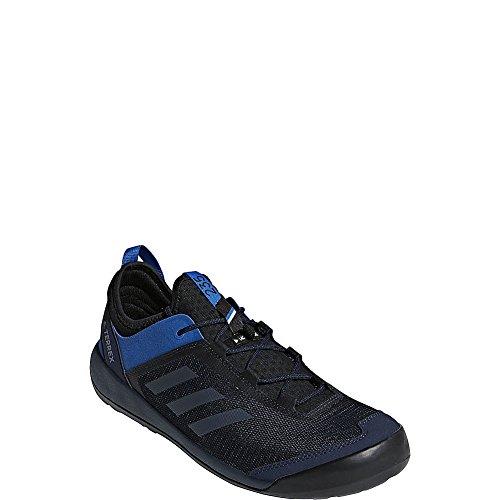 Adidas Outdoor Mens Terrex Swift Solo Col. Marina, Tre Grigio, Bellezza Blu