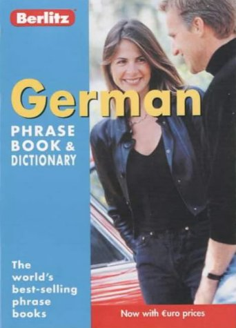Berlitz German Phrase Book and Dictionary (Berlitz Phrase Book) ebook