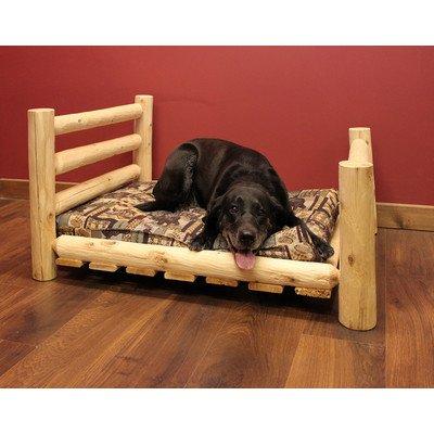 (Lakeland Mills 307726-OG-92973-O-415583 Pet Bed, White)