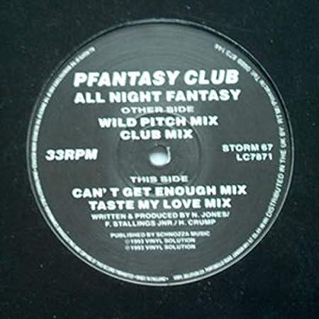 Pierre S Pfantasy Club Dj Pierre Pfantasy Club Amazon Com Music