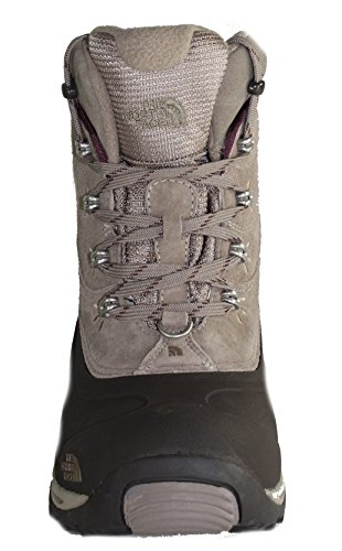The North Face Womens Chilkat II gravel brown/squid red (Größe: 37)