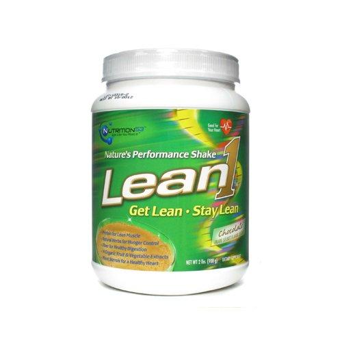 Kit de Lean1 Choc Shake Mix Nutrition53 pf deux