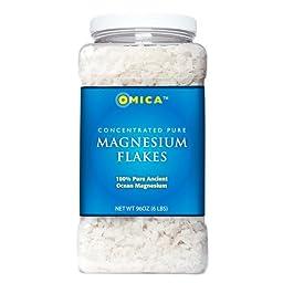 Omica Organics Magnesium Flakes 6.5 lb