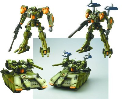 Armored Core 2: Another Age 03 High End Action Figure