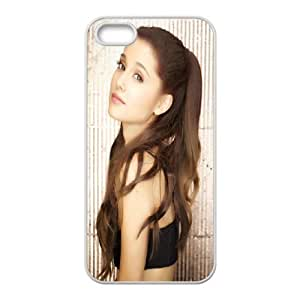 Personalized Creative Ariana Grande For iPhone 5, 5S LOSQ743176