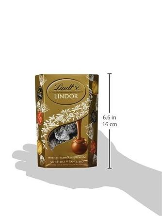 Lindt - Bombones Lindor Surtido, 200 g: Amazon.es: Alimentación y bebidas
