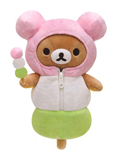 Fan Expo Costumes (Rilakkuma by collecting stuffed animals Tea House Series Dumpling sleeping bag)