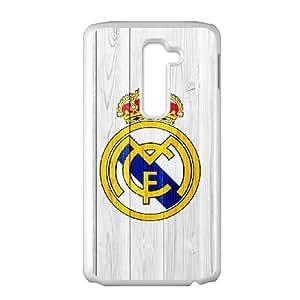 LG G2 Phone Case White Real Madrid F5115030