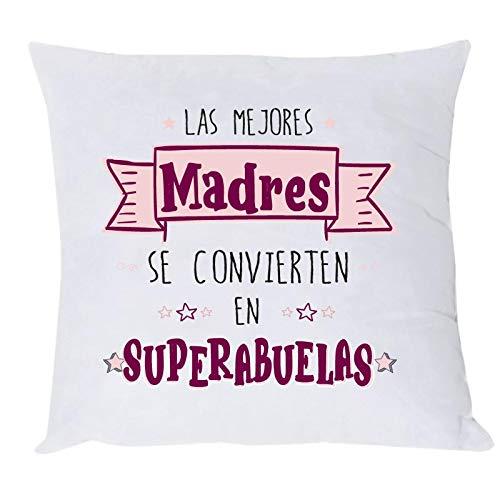 Misorpresa COJIN Mensaje Las Mejores Madres SE CONVIERTEN EN ...
