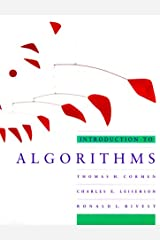 Introduction To Algorithms Hardcover