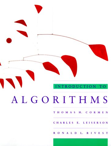 Pdf Computers Introduction To Algorithms