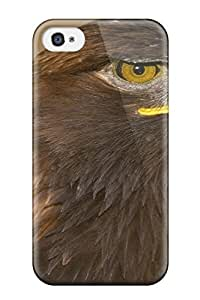 First-class Case Cover For Iphone 4/4s Dual Protection Cover Eagle