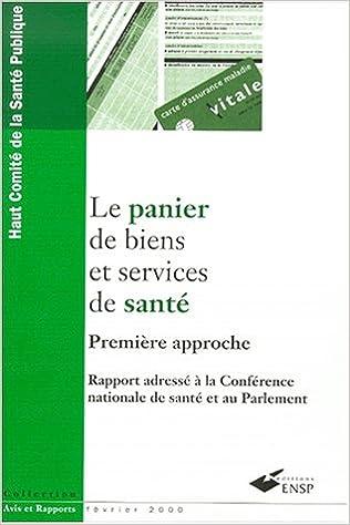 Ebook gratuit en ligne Le panier de biens et services de santé PDF ePub iBook 2859526285