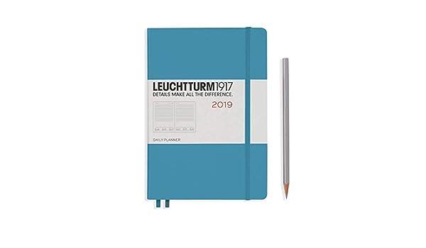Leuchtturm1917 - Agenda rígida - 12 meses janv-dec 2019 ...