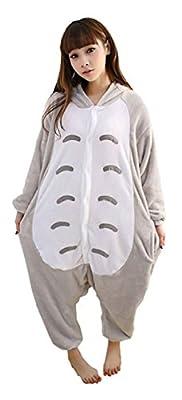My Neighbor Totoro Kigurumi - Adult Costumes Pajama Onesies - Medium