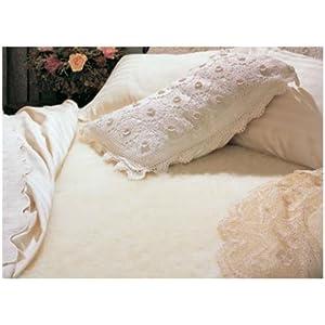 SnugSoft Elite Bed Wool Mattress Topper