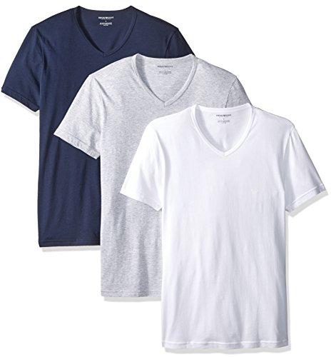 Emporio Armani Men's 3-Pack Regular Fit
