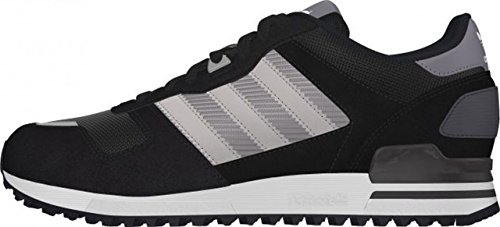 adidas Herren ZX 700 Sneaker Schwarz Kombi