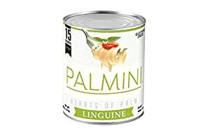 Palmini, 15 Calories, 3g of Carbs, Vegetable Pasta (1 lb Net) (Linguine)