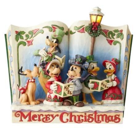 (Enesco Disney Traditions by Jim Shore Storybook Christmas Carol)