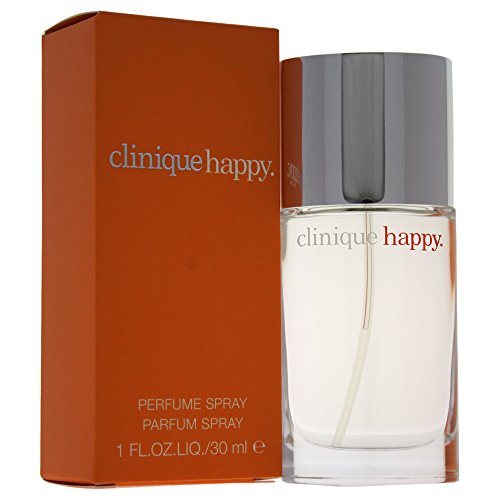 Happy by Clinique Perfume Spray For Women 1 oz - Clinique Happy Heart Perfume Spray