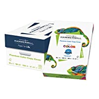 Hammermill Paper, Premium Color Copy Cover Cardstock, 17x11 Paper, 100lb Paper, 100 Bright, 3 Packs / 750 Sheets (133202C) Heavy Paper, Card Stock White