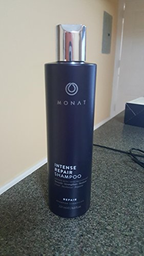 Monat INTENSE REPAIR SHAMPOO smoth strengthen Restore