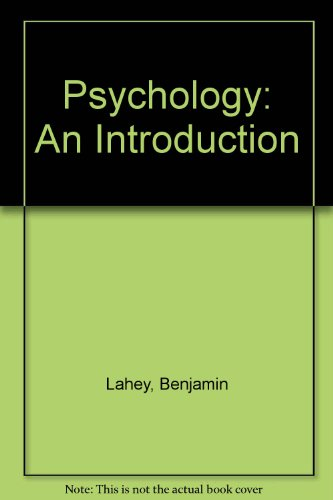 Psychology: An Introduction
