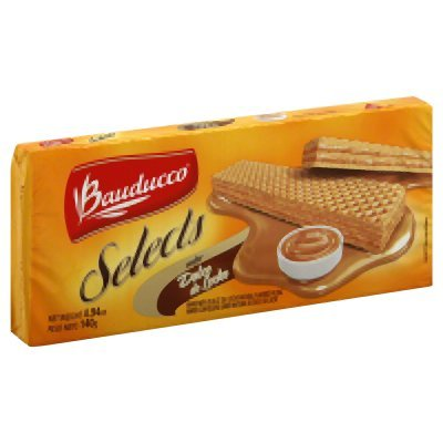 - Bauducco Cookie Wafer Dulce De Lec, 4.94 oz