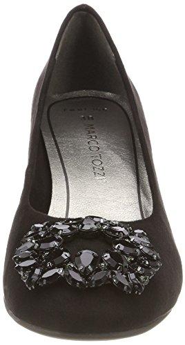 Tozzi Nero Marco con Tacco Black 22443 Scarpe Donna dPwxYfq