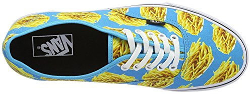 Authentic Vans Late Fries Night Blue Atoll 7ZqdfB