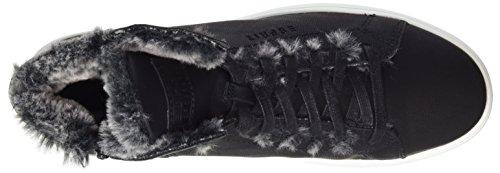Elda Hohe Sneaker Schwarz Black Bootie Damen ESPRIT UWZ6x