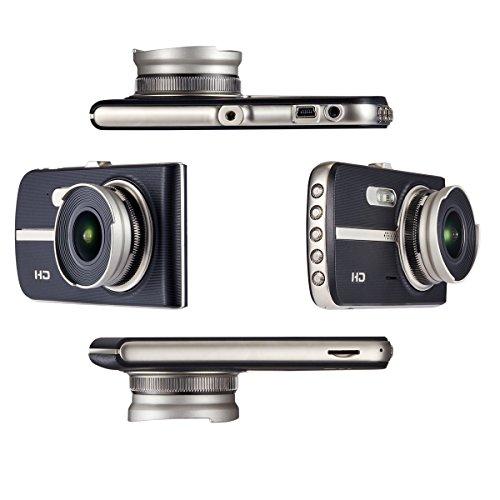 sebikam full hd car dash cam 1080p front rear 290 degree import it all. Black Bedroom Furniture Sets. Home Design Ideas