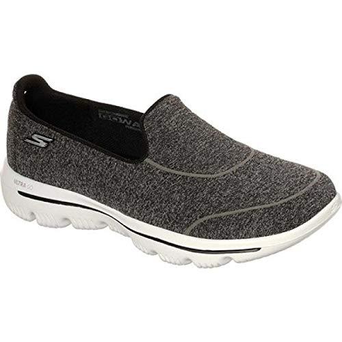 (スケッチャーズ) Skechers レディース ランニング?ウォーキング シューズ?靴 GOwalk Evolution Ultra Dedicate Walking Shoe [並行輸入品]