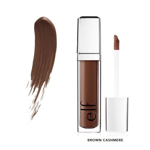 Smooth Cashmere - e.l.f. Beautifully Bare Smooth Matte Eyeshadow 93014 Brown Cashmere